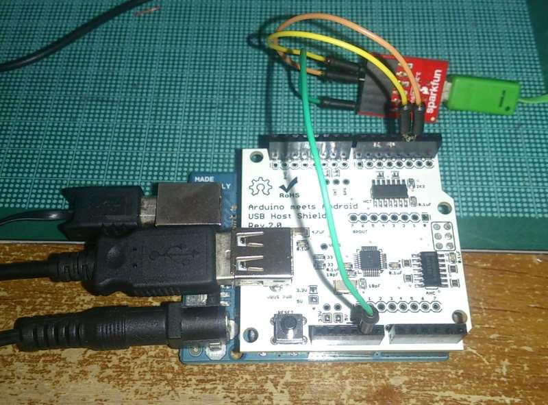 Arduino ページ kumachan ver gcp